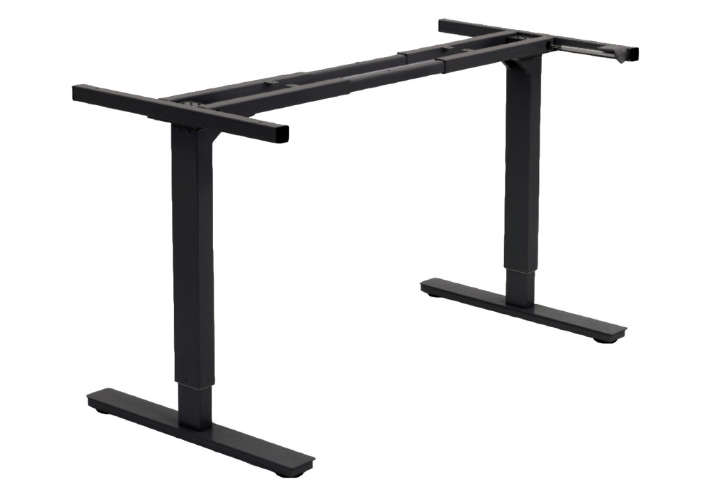Adjustable Height Table Legs Sit And Stand Desk Bases Sit