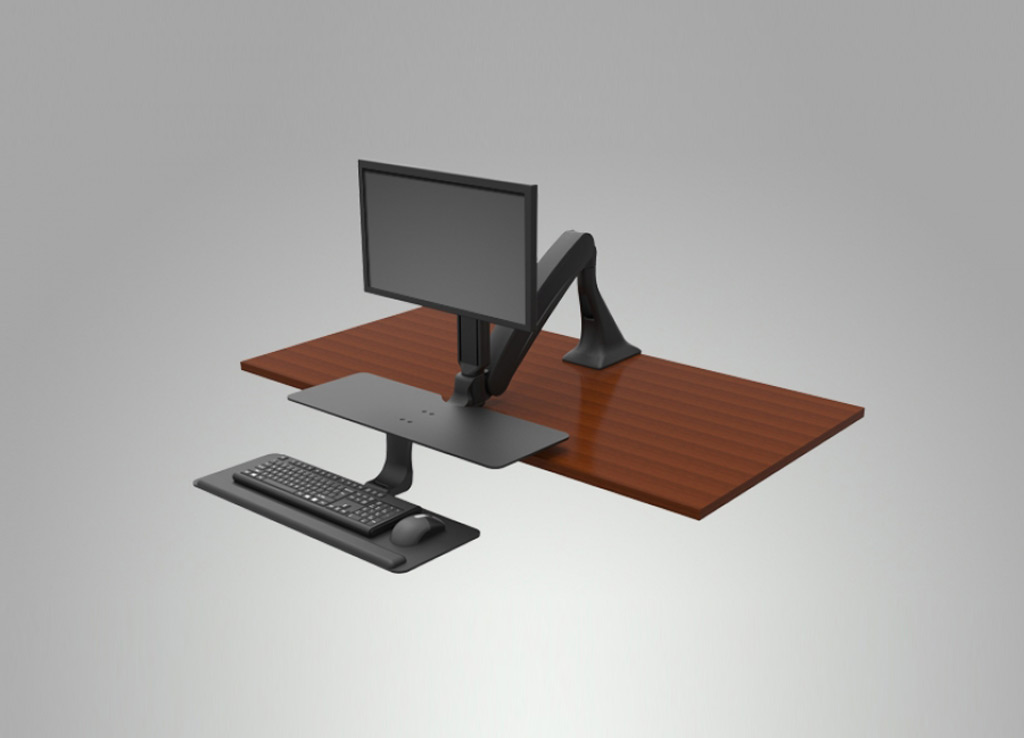 Stand Up Desk Conversion - Activate Sit Stand Desks