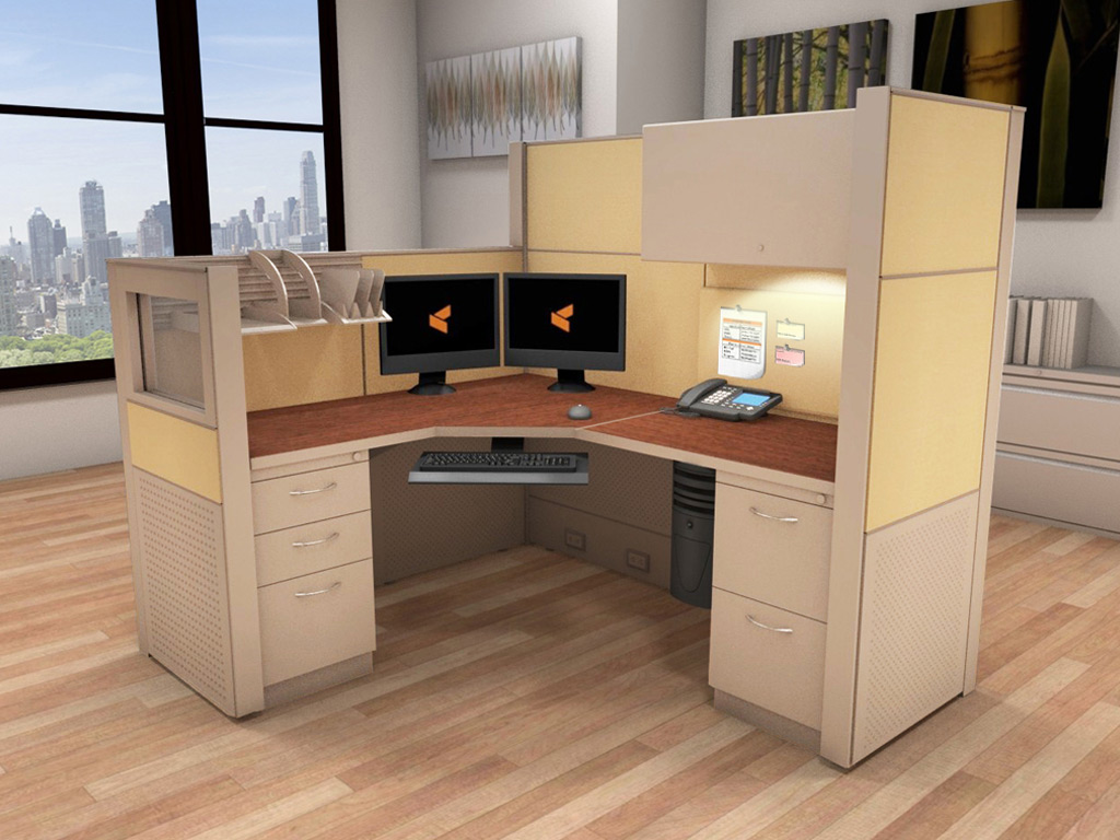 Office Cubicle Systems - Matrix Cubicle Systems