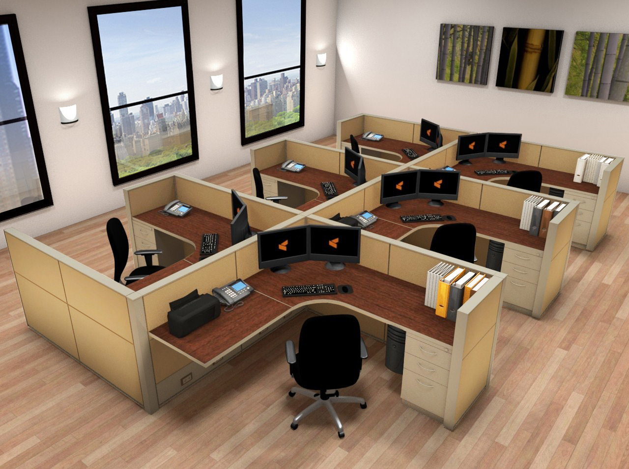 Modular office furniture layout tool for Office furniture layout tool