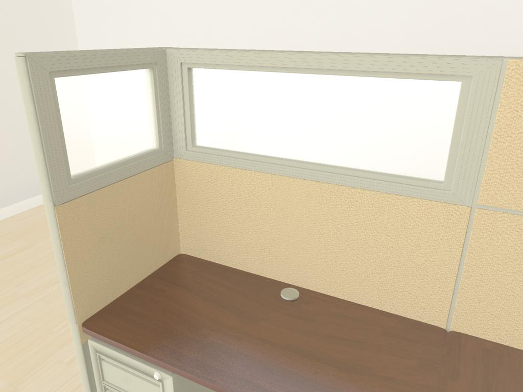 Office Furniture Systems - 8x8 Cubicle Workstations - Cubicle Systems