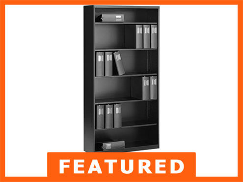 Used Office Furniture NYC - Metal Bookcases Used Office Furniture For Sale