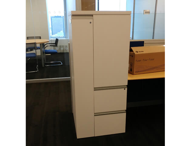 Used File Cabinets - Knoll File Cabinet Towers - Used Office Furniture