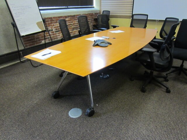 Used Conference Room Tables 9ft 2nd Hand Office Furniture