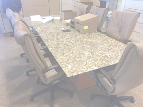 Granite Used Conference Room Tables Used Office Furniture For Sale - Granite conference table for sale