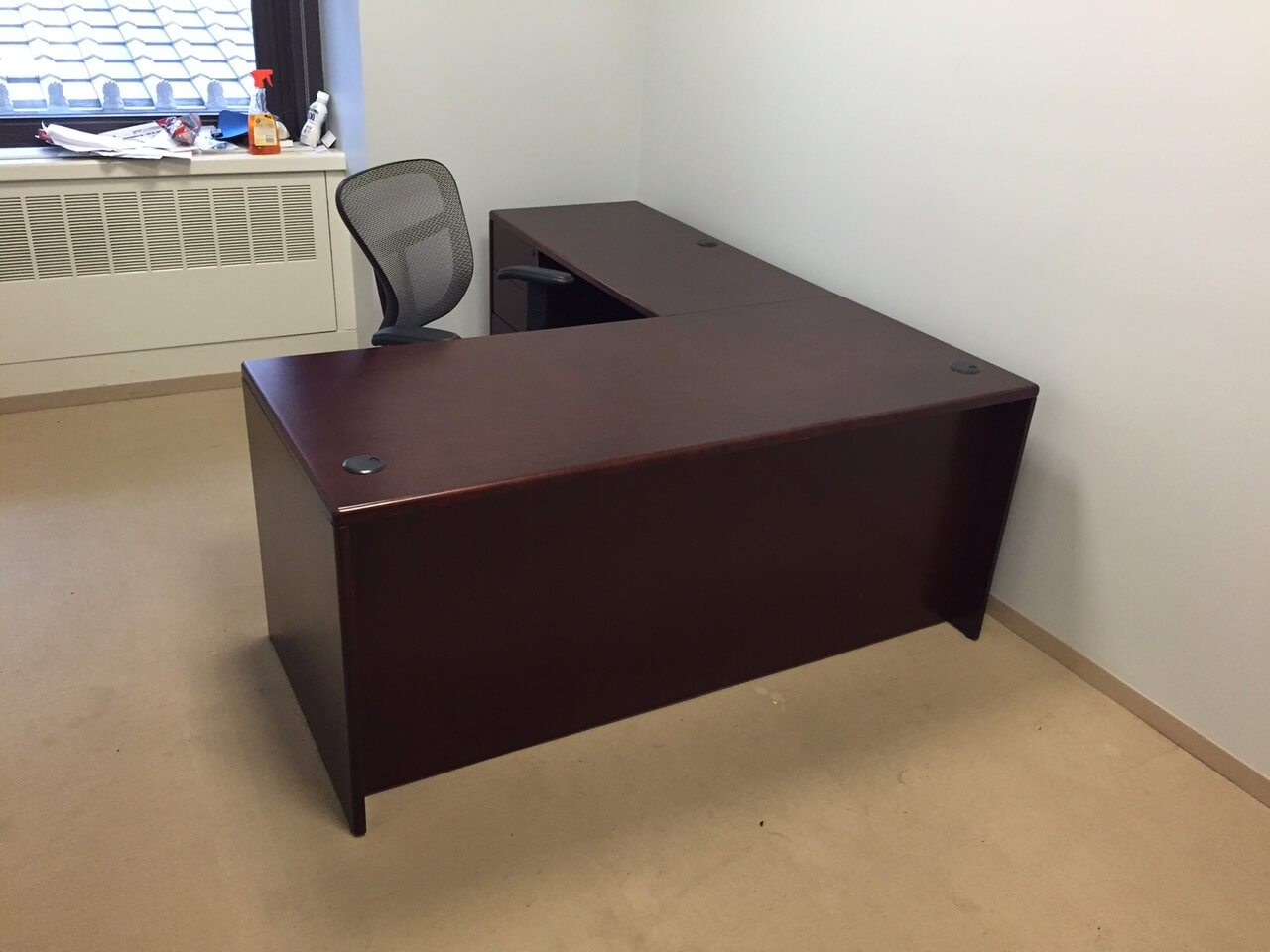 Used Desk For Sale >> Wood Office Desk Used Office Desks Used Office Furniture For Sale