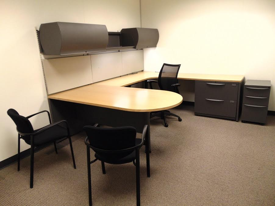 Haworth Furniture Used Office Desks Used Office Furniture For Sale