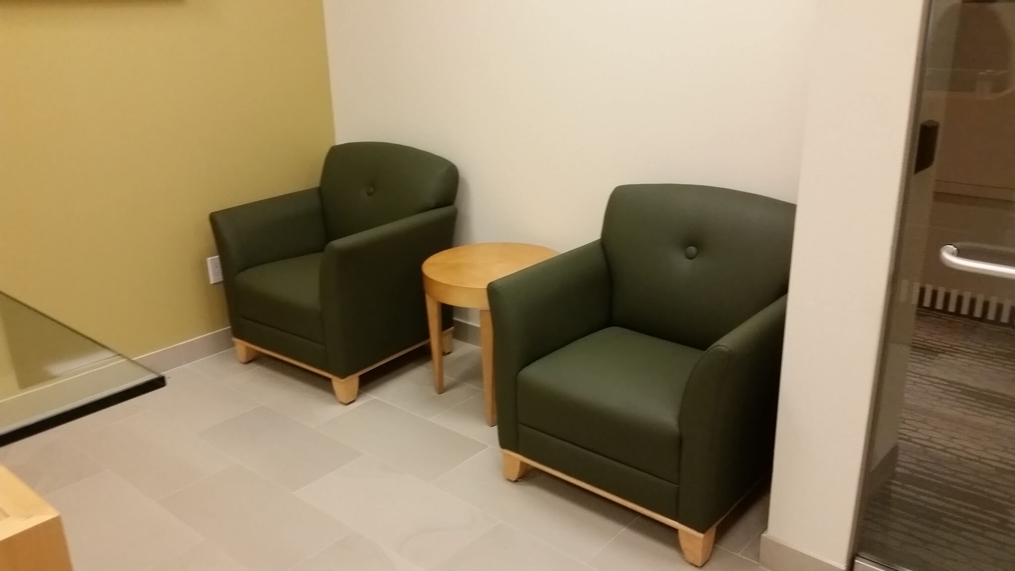 Teknion Used Reception Chairs Second Hand Office Chairs