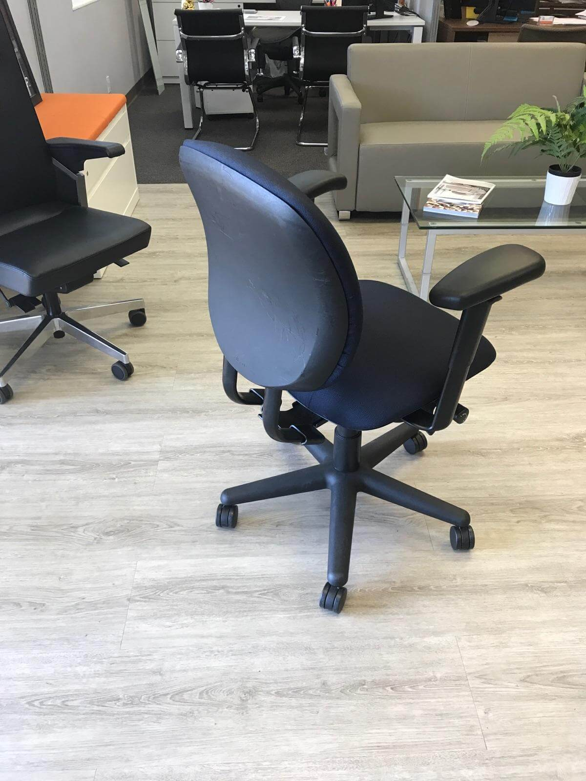 Second Hand Office Chairs from Allsteel