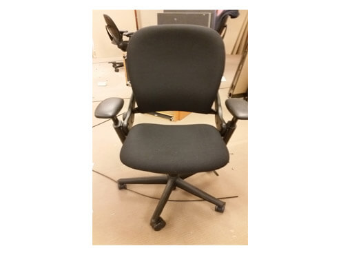 Second Hand Office Chairs from Steelcase - Leap used office chair