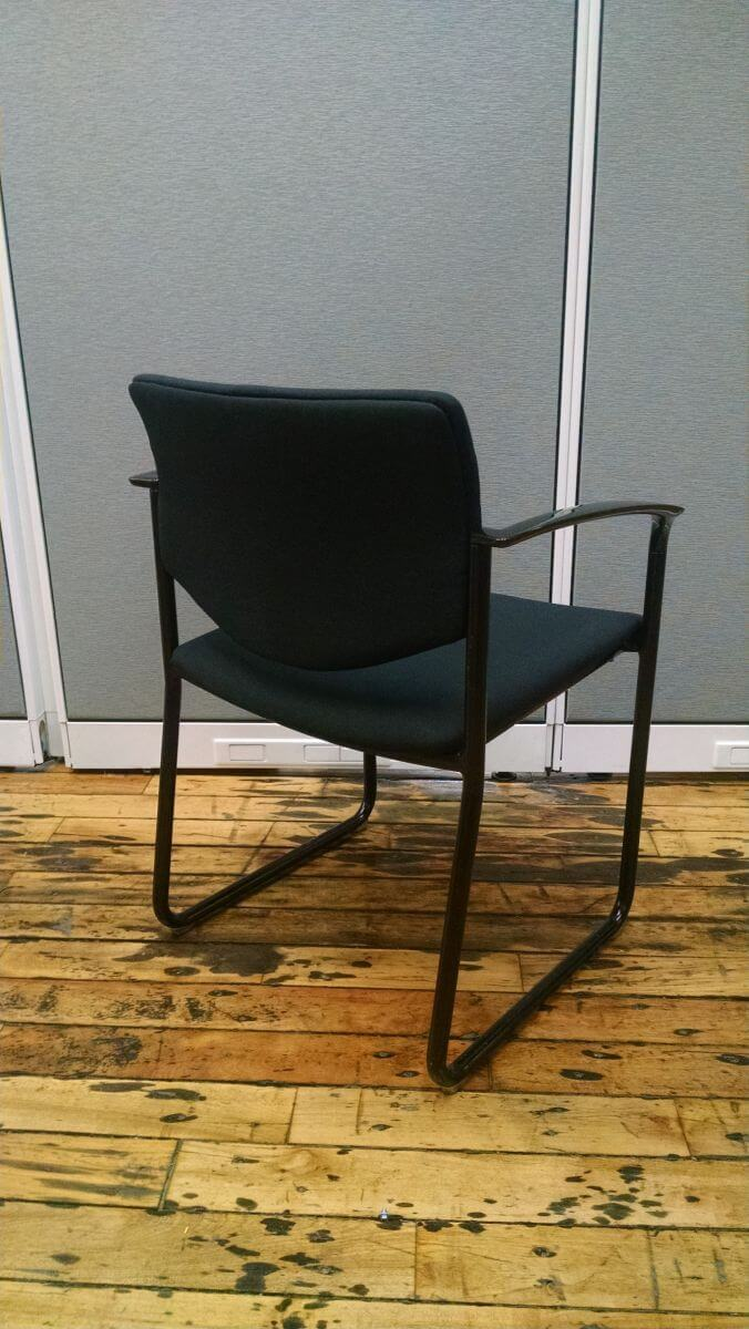Second Hand Office Chairs from Steelcase - back view