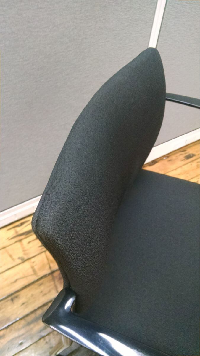 Second Hand Office Chairs from Steelcase - close up for details