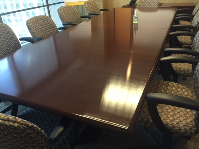 Mahagony Used Conference Room Tables Used Office