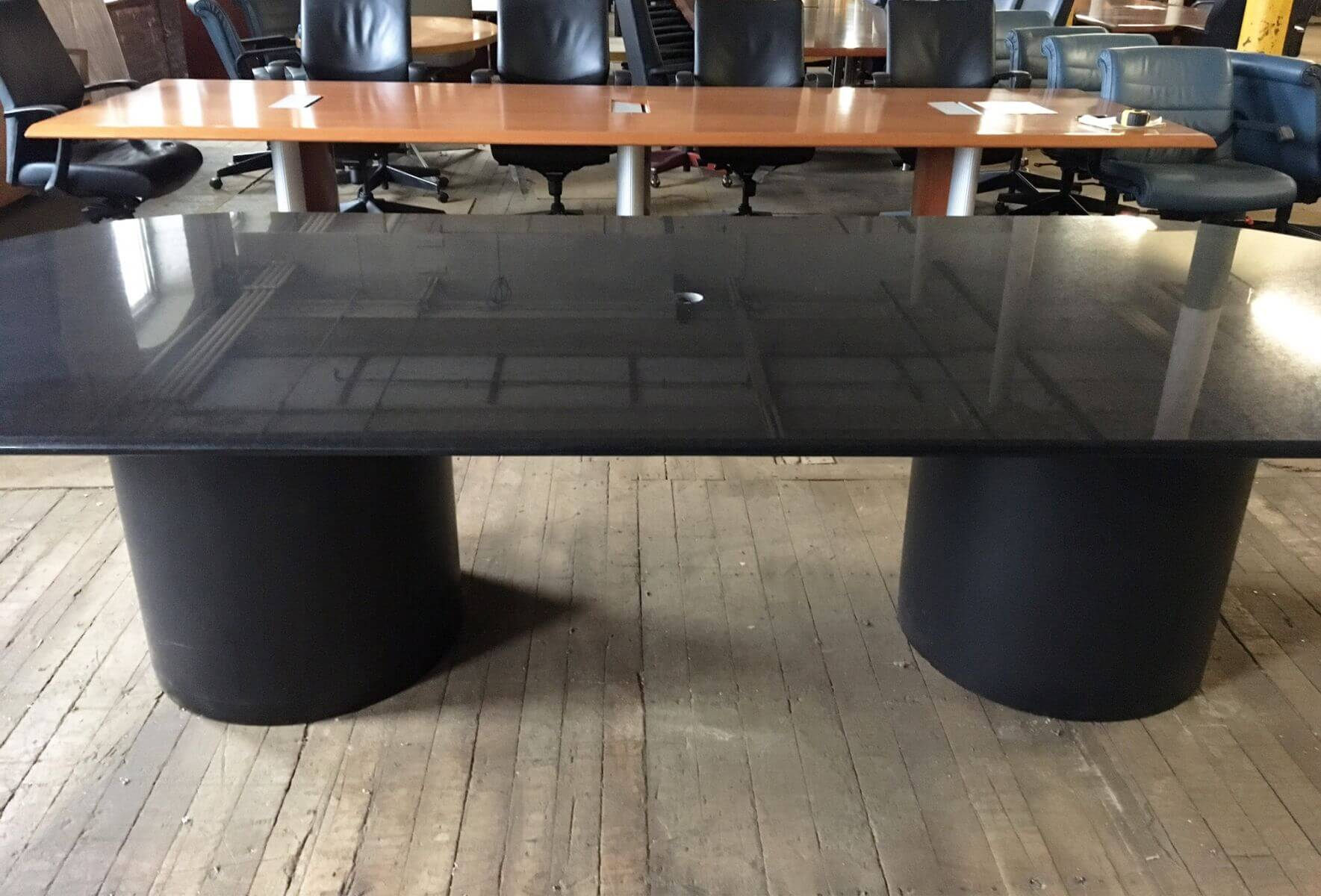 Used Granite Conference Table Used Office Furniture