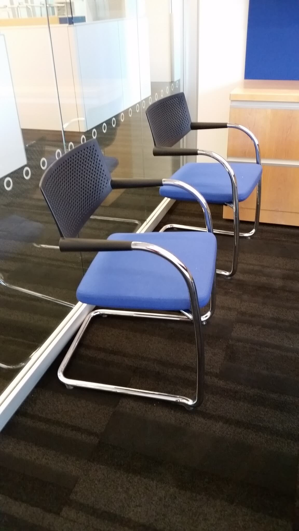 Knoll Desk Sets - Guest chairs
