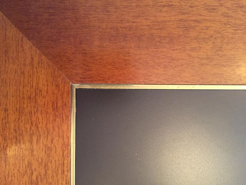Leather Conference Table - Color and Materials