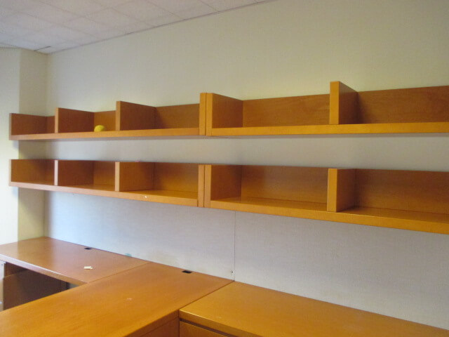 Knoll Reff - Additional Shelves