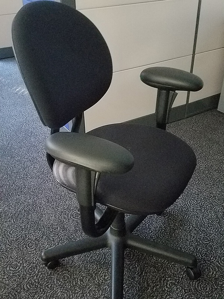 Used Steelcase Criterion Chairs