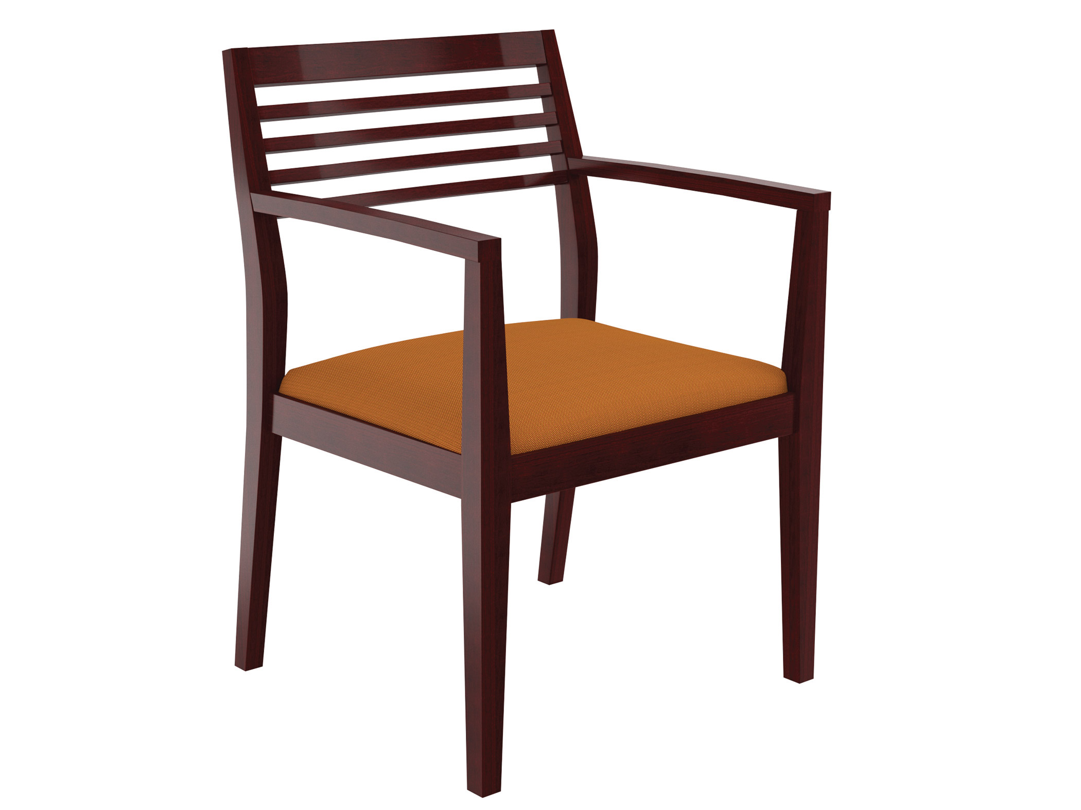 wood office chairs - office visitor chairs - chairs for office