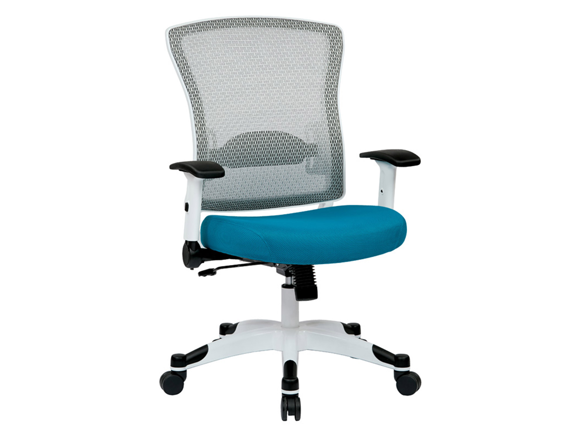 green office chair - office task chairs - chairs for office
