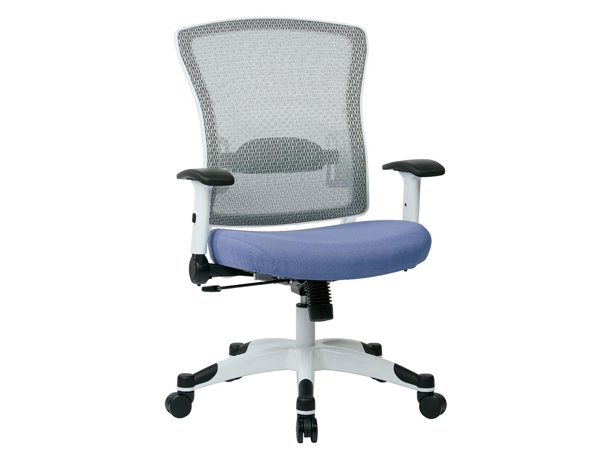 Office Task Chairs From Star Shown In Sky Blue