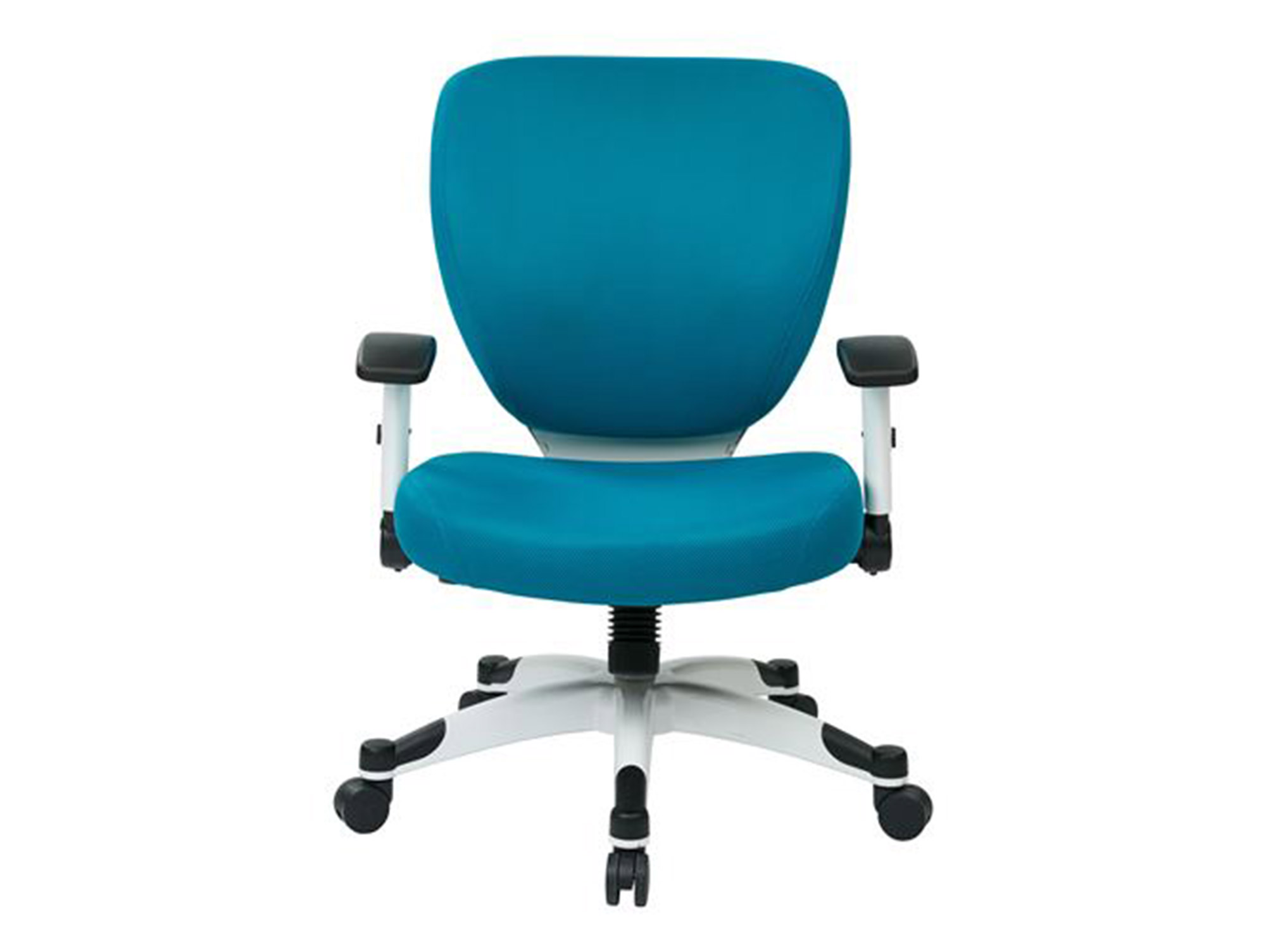 blue task chair office task chairs. office task chairs from star front view blue chair i
