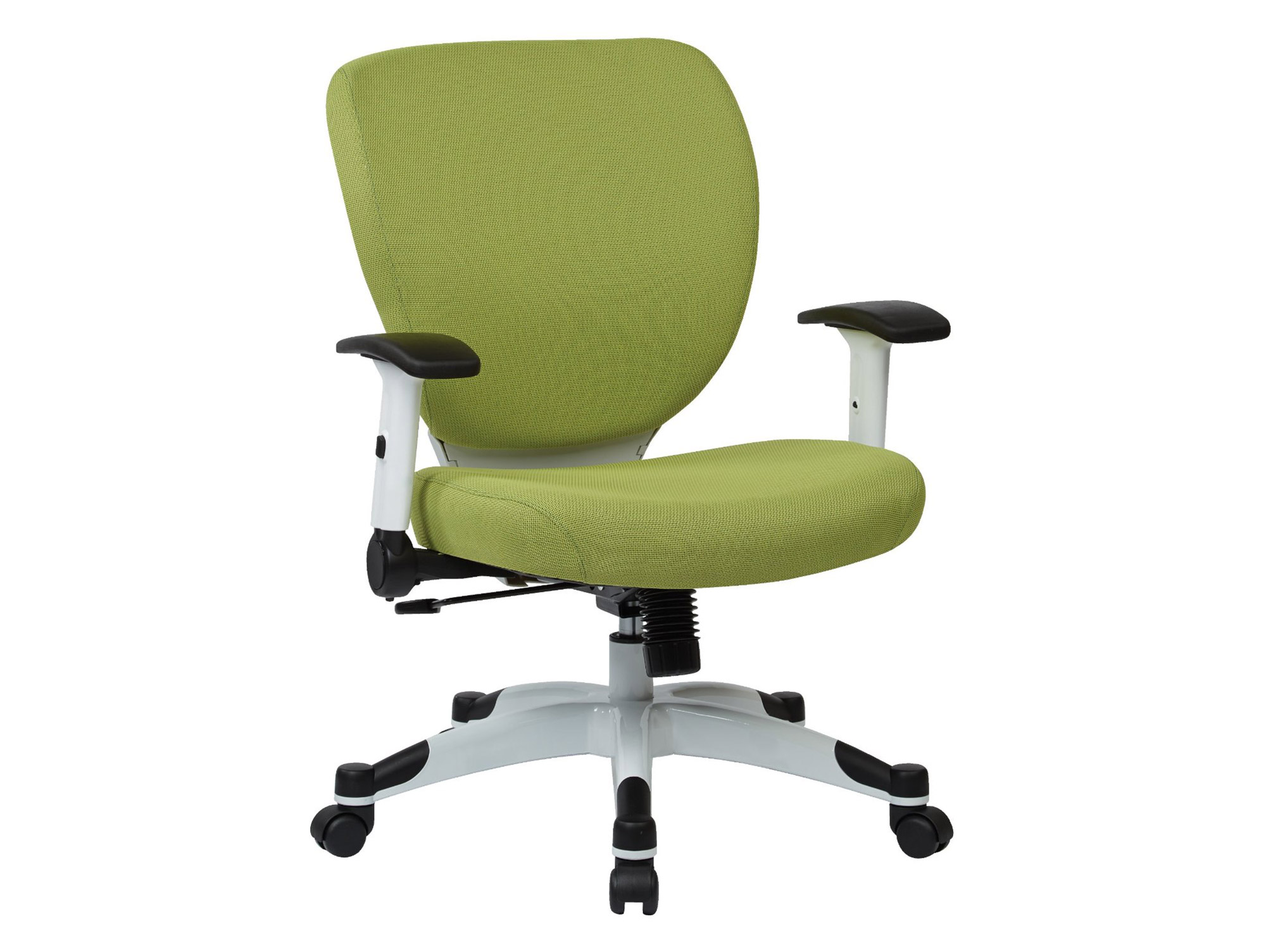 Office Task Chairs From Star Shown In Olive Green