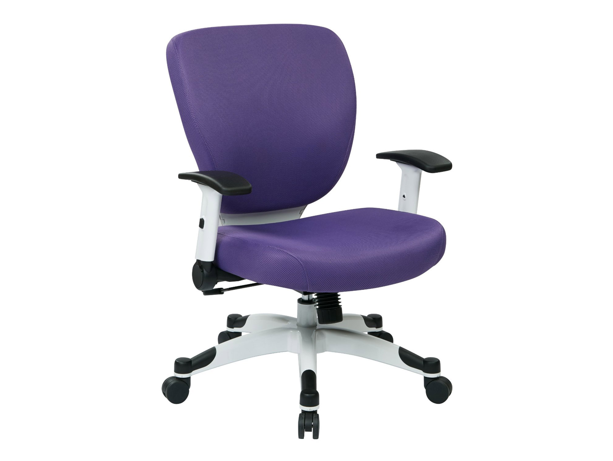 Office Task Chairs From Office Star   Shown In Purple