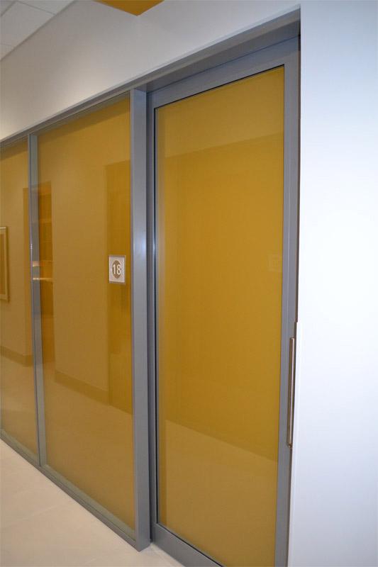 Glass Office Walls   Flex Glass Partition Walls