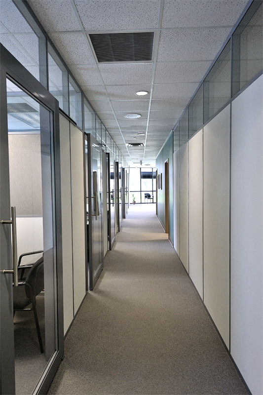 Aluminum Partition Systems Glass Wall Panels Glass