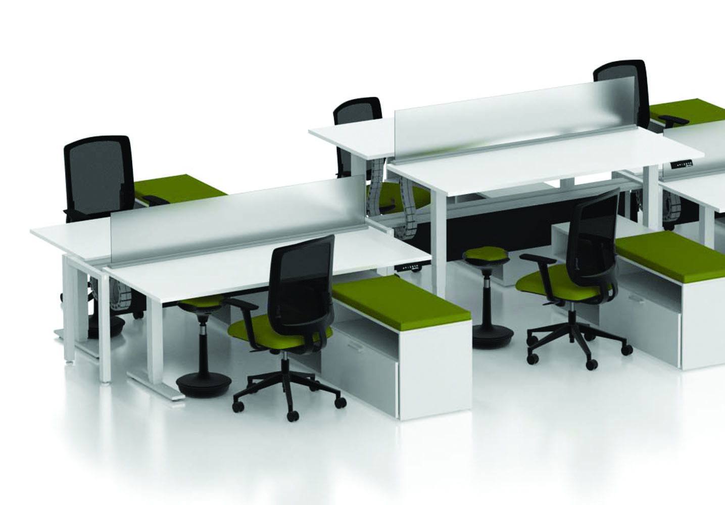Office Furniture: Workstation Office Furniture
