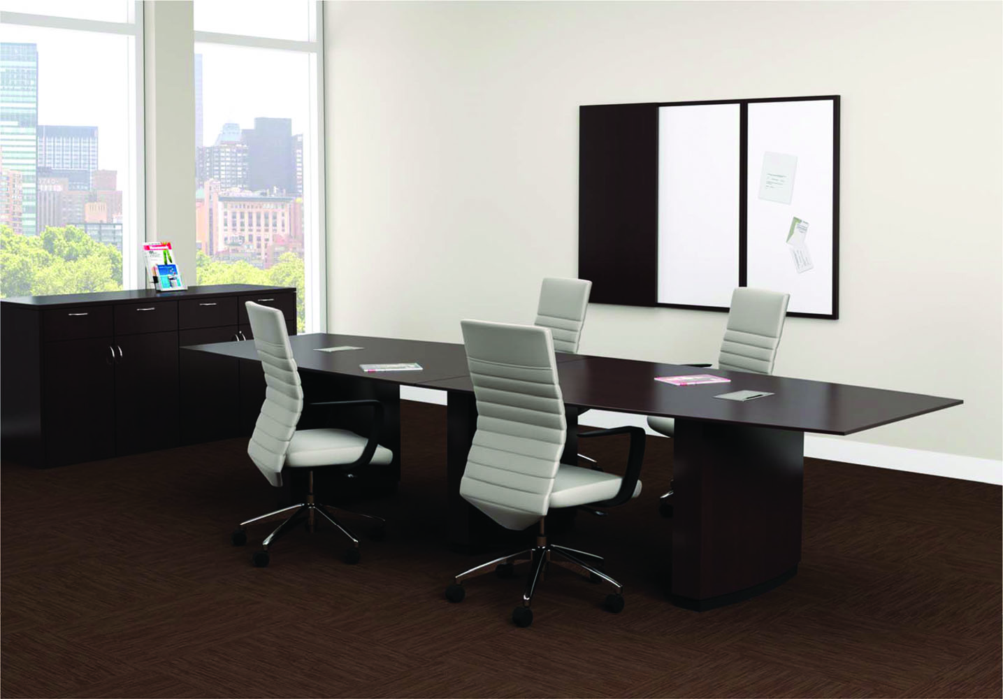 Boardroom Setup - Collaboration Spaces Office Furniture Sets