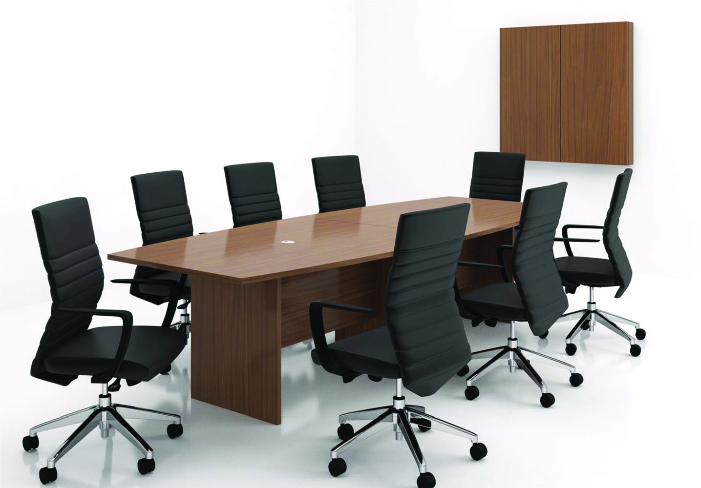 Conference Room Setup - Collaboration Spaces Office Furniture Sets