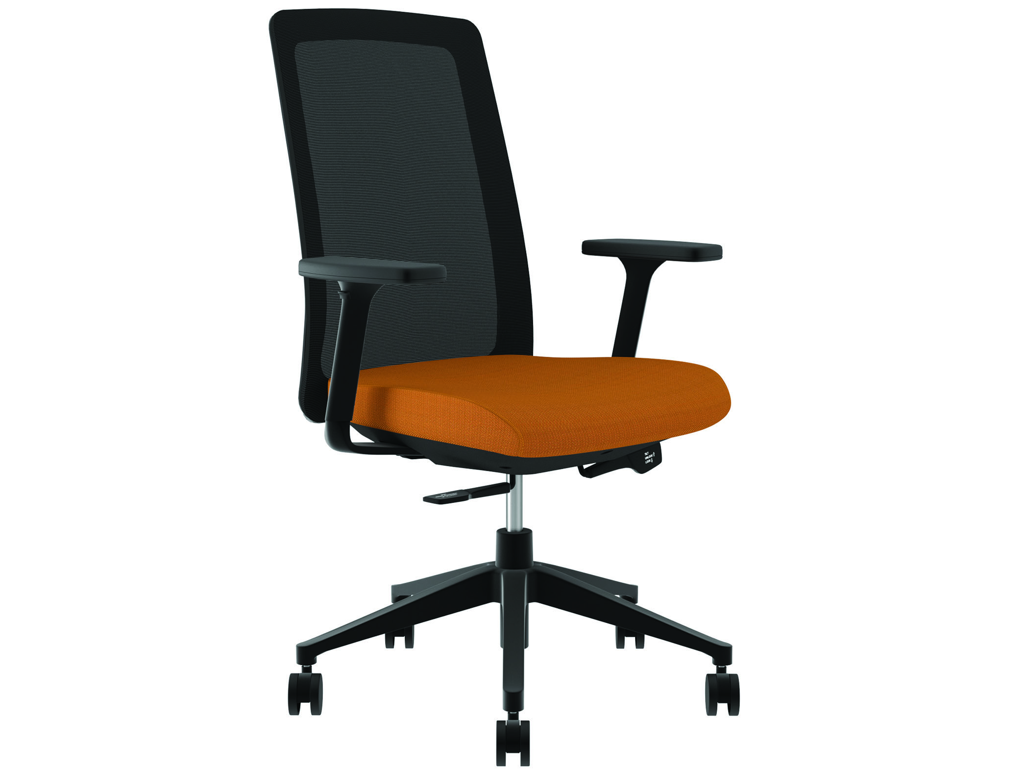 Cubicle Furniture from Compel - Bravo task chair