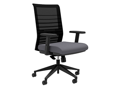 Cubicle Furniture from Compel - Lucky task chair