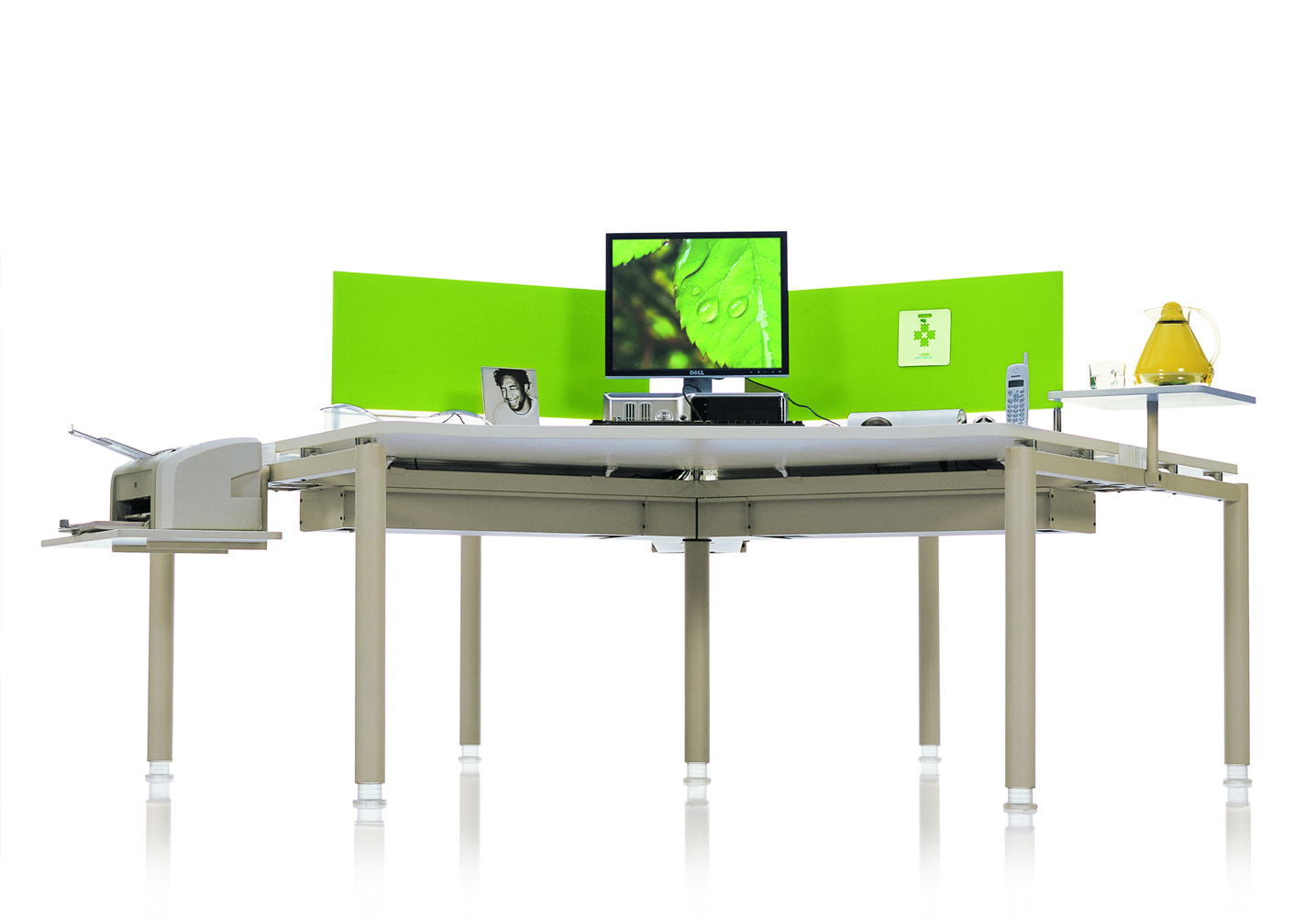 Cubicle Furniture from Compel - zDesk