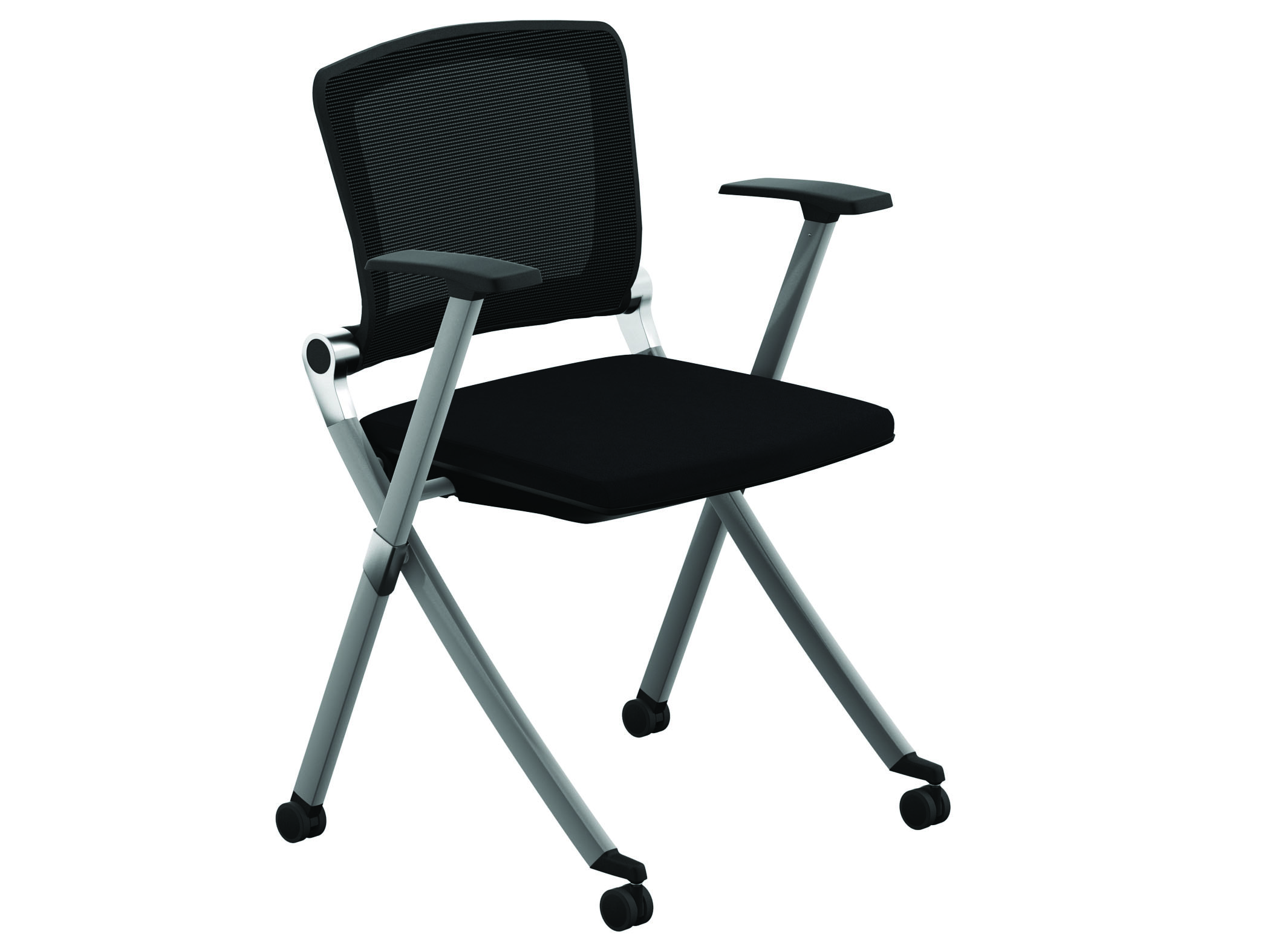 Cubicle Furniture from Compel - Ziggy guest chair