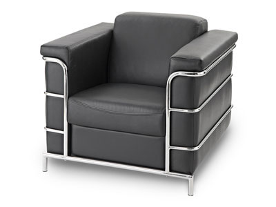 Reception Area Furniture from Compel - Zia guest chair