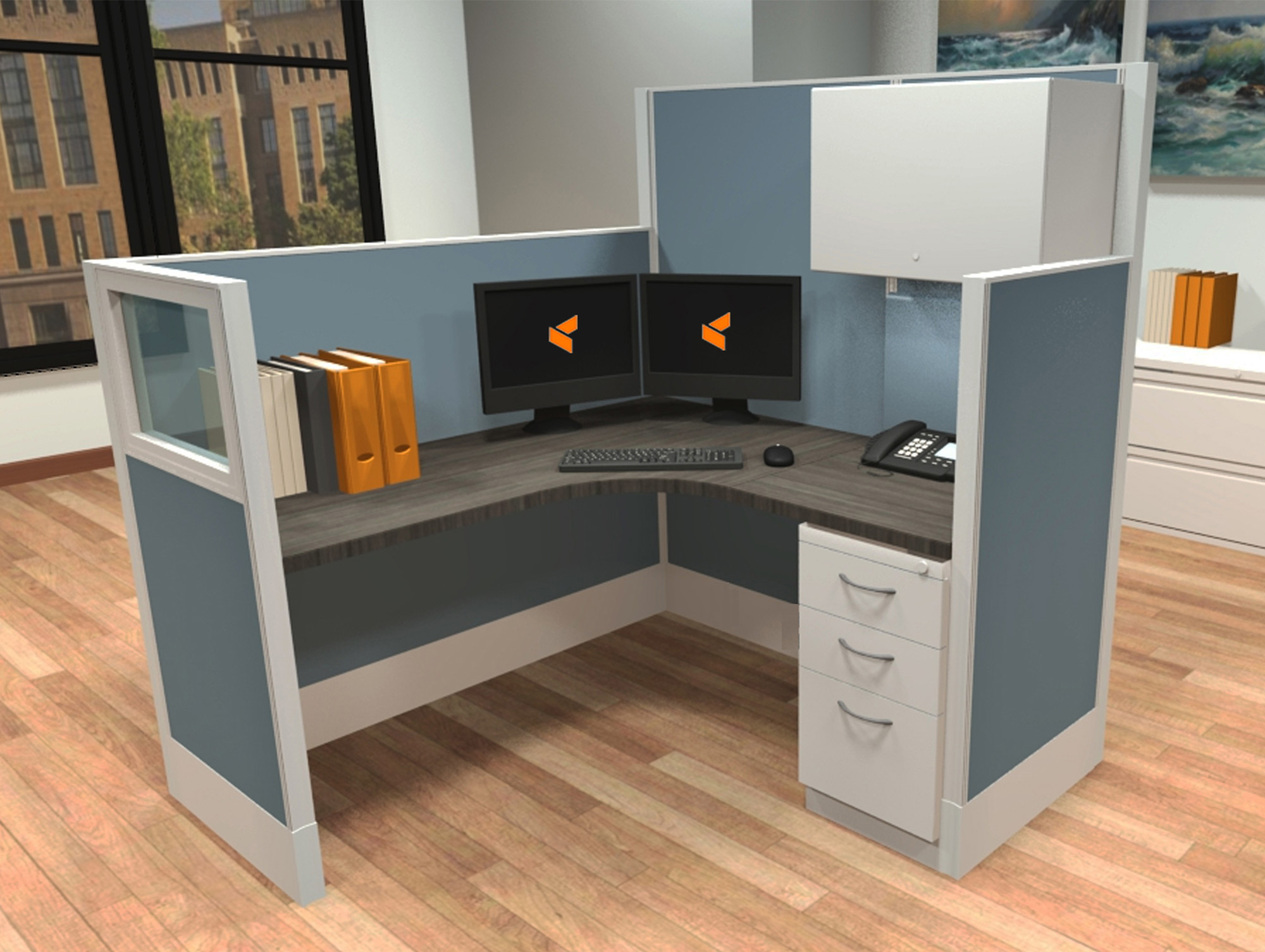 Office System Furniture - Divi AIS Furniture