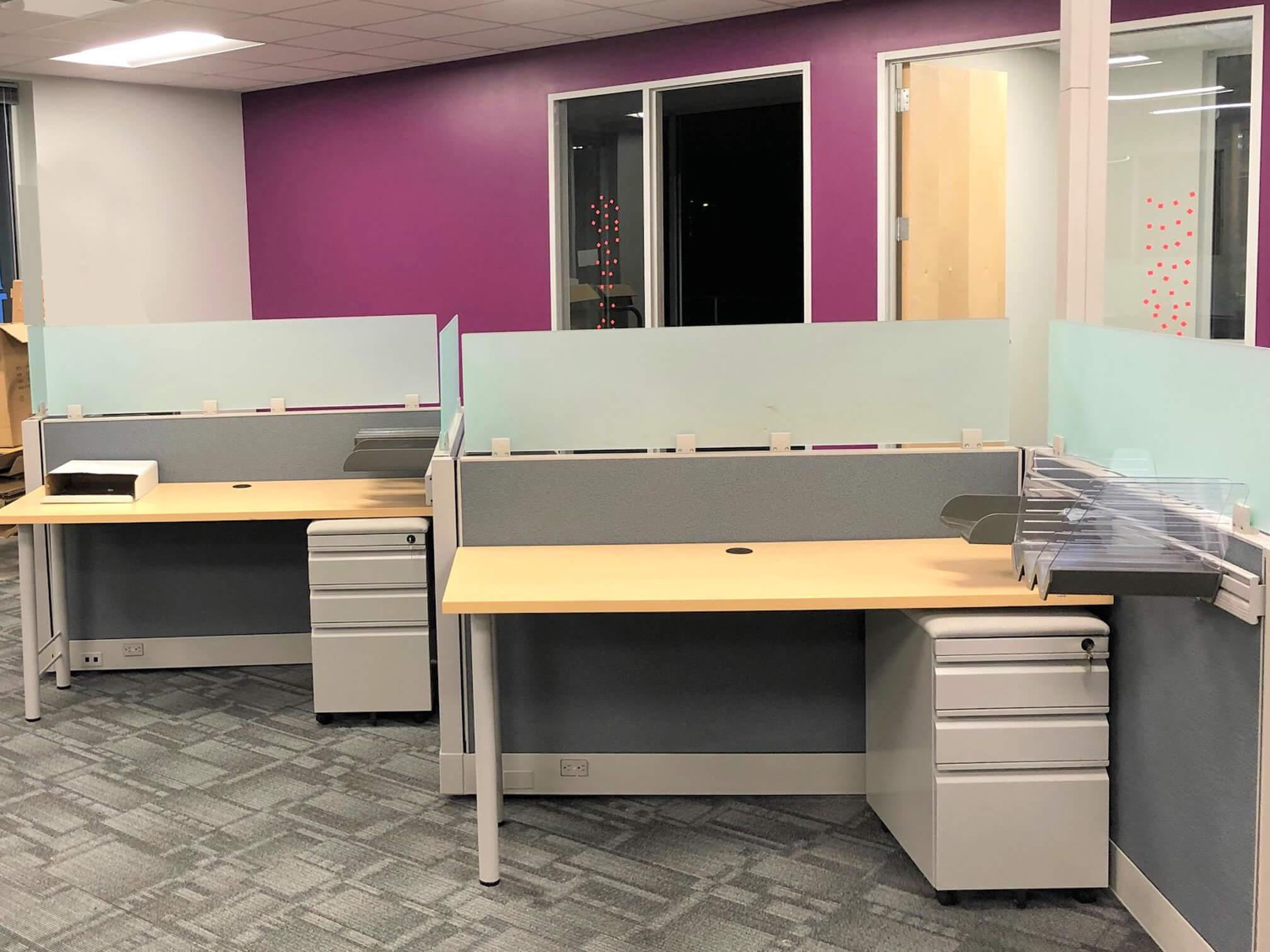 Office Design, Furniture Installation in Austin, TX for Wayfair