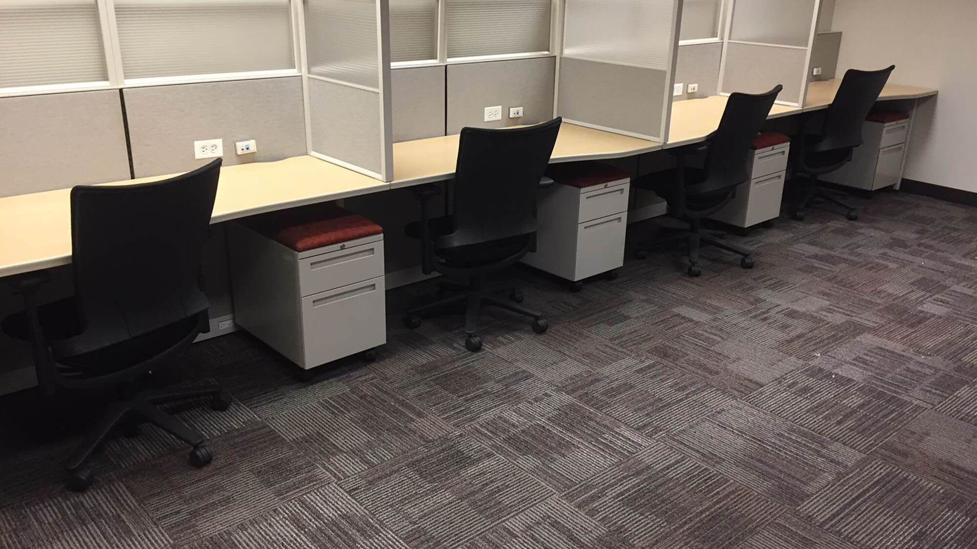 Office design furniture installation in chicago il for Furniture 60614