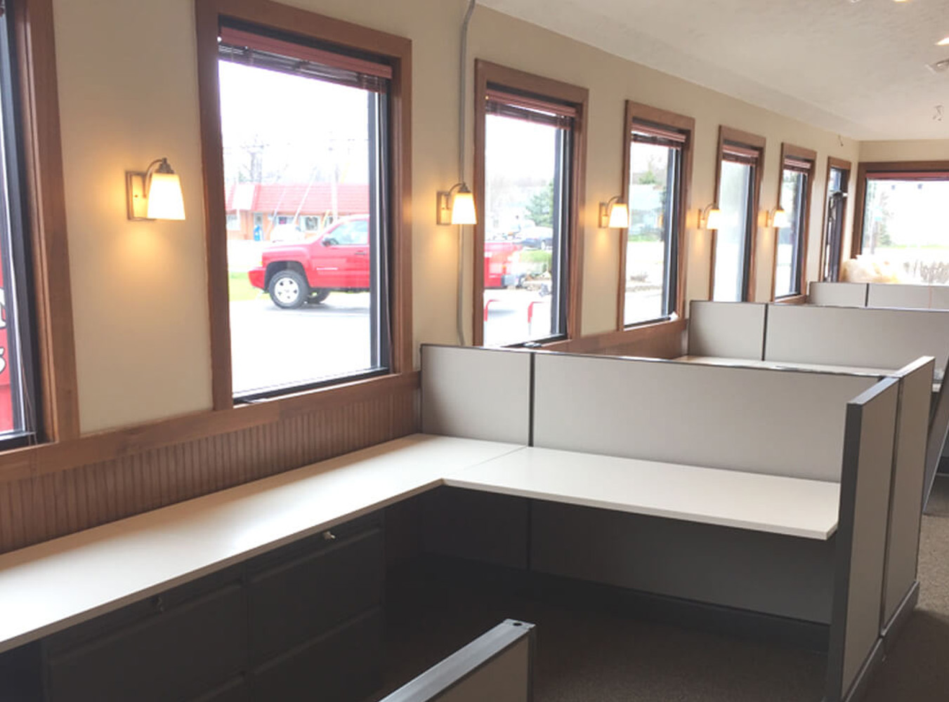 Office design furniture installation in lorain oh for for Office design journal