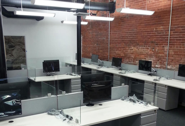 Office Design Furniture Installation In Lebanon NH For