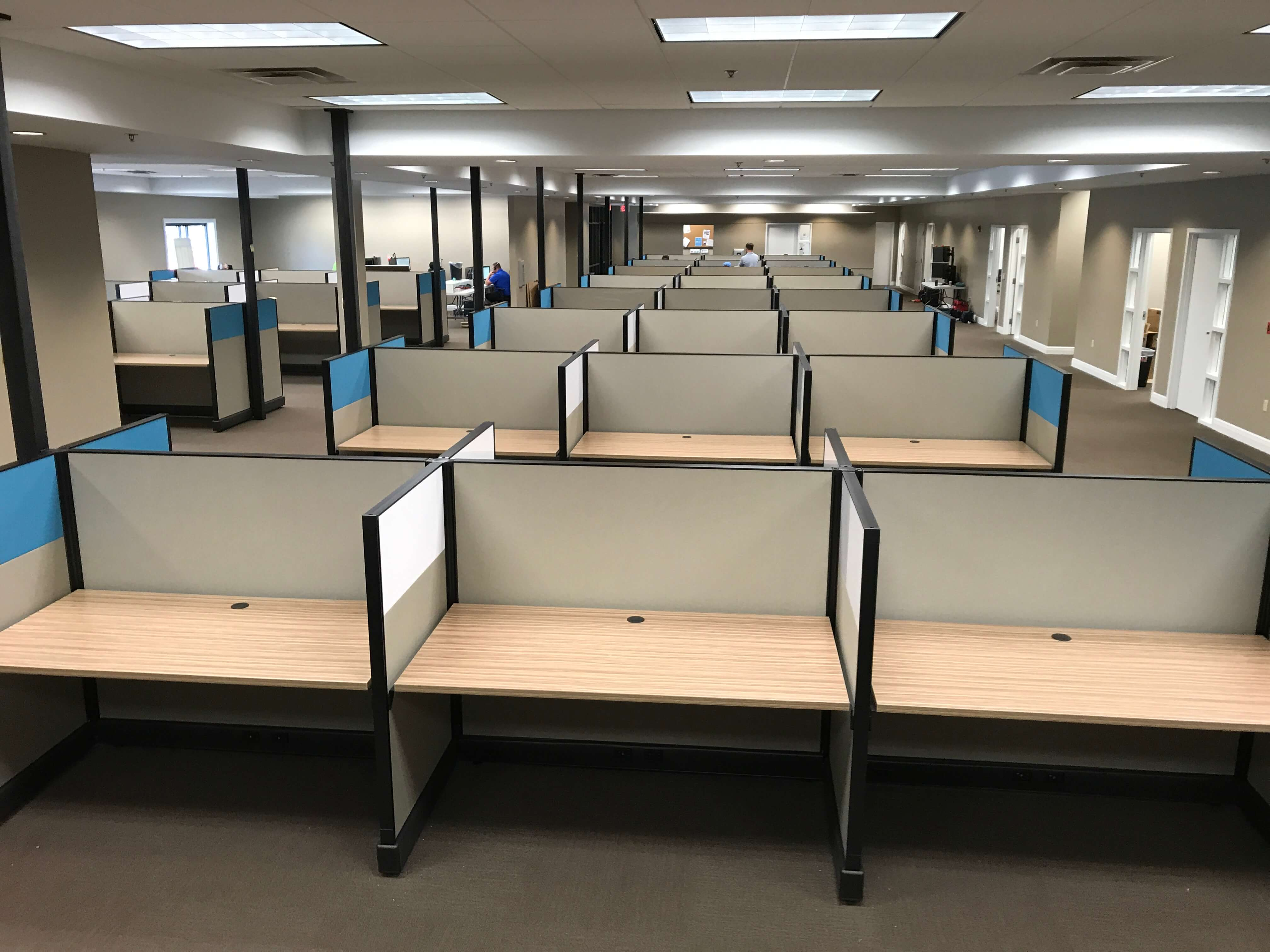 Office design furniture installation in ocala fl for